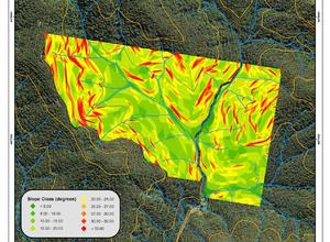 Esk Mapping & GIS Boral Timber - GIS Implementation & Support
