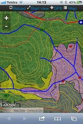 Boral Timber Web Map