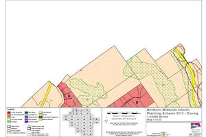 Esk Mapping & GIS Local Government Planning Scheme updates